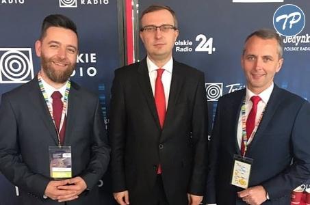 Dariusz Polowy i Michał Fita uczestnikami Kongresu 590.